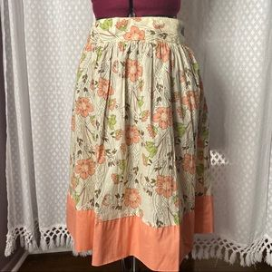 Twenty One Floral Skirt Size Small